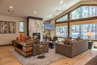 Lavish S Lake Tahoe Home