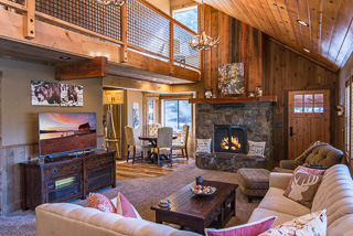 Beautiful Tahoe Donner Home